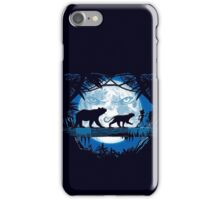 Jungle pals. iPhone Case/Skin