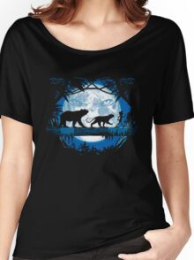 Jungle pals. Women's Relaxed Fit T-Shirt
