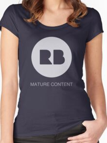 Mature Content Women's Fitted Scoop T-Shirt