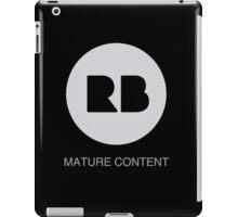 Mature Content iPad Case/Skin