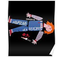 Anatomy of Chucky Poster