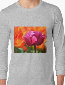 Great Background Long Sleeve T-Shirt
