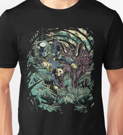 Welcome to the jungle. Unisex T-Shirt