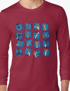 Heads Up! assorted items Long Sleeve T-Shirt