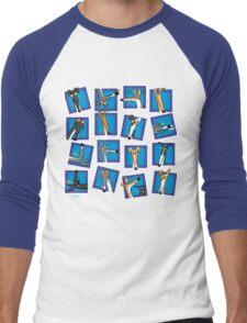 Heads Up! assorted items Men's Baseball ¾ T-Shirt