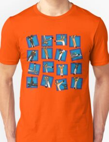 Heads Up! assorted items Unisex T-Shirt