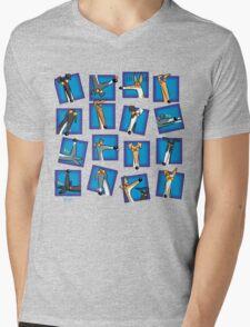 Heads Up! assorted items Mens V-Neck T-Shirt