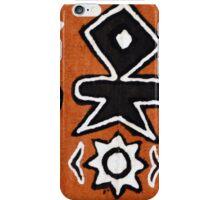 AFRICAN PRINT iPhone Case/Skin
