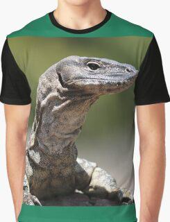 heathie the friendly heath monitor Graphic T-Shirt