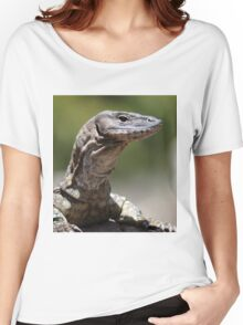 heathie the friendly heath monitor Women's Relaxed Fit T-Shirt