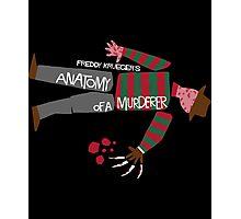 Anatomy of Freddy Photographic Print
