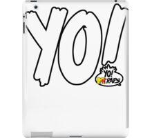 MTV Yo! iPad Case/Skin