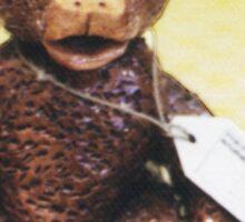 Teddy 4: Lost Sticker