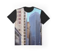 Downtown San Francisco  Graphic T-Shirt