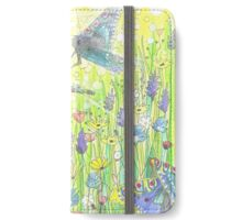 Fly-by Butterfly iPhone Wallet/Case/Skin