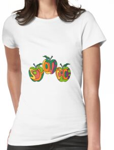 FRUIT OF THE SPIRIT Womens Fitted T-Shirt