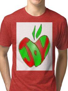 FRUIT OF SPIRIT Tri-blend T-Shirt