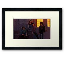 Anecdote Framed Print
