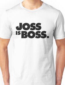 JOSS IS BOSS | BLACK INK T-Shirt