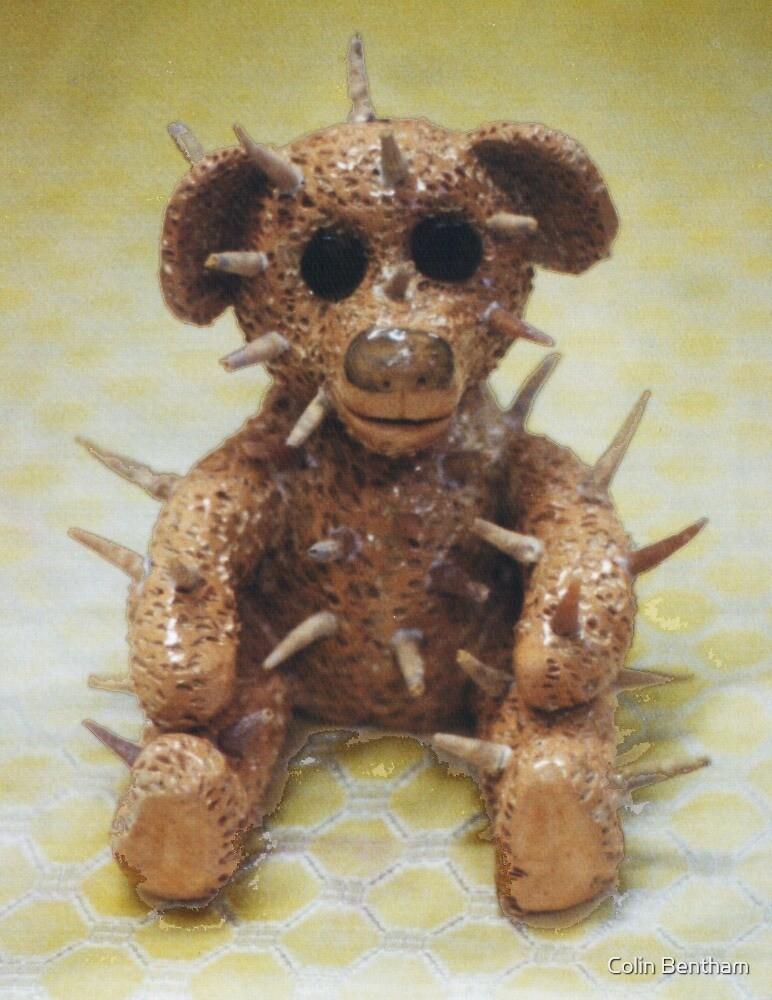 Teddy 3: Spike by Colin Bentham