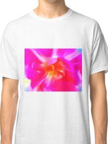 Watercolor Tulip Classic T-Shirt