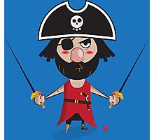 Pirate! Photographic Print