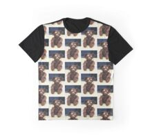 Teddy 1: Barbed Graphic T-Shirt