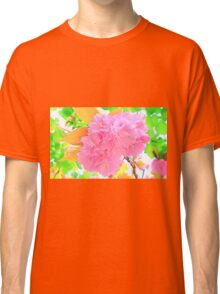 The Magical Blossom Tree ( Painting ) Classic T-Shirt