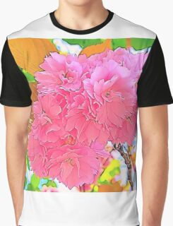 The Magical Blossom Tree Graphic T-Shirt