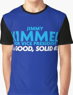 Jimmy Kimmel for vice president Graphic T-Shirt