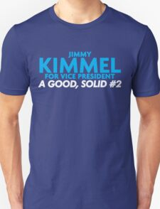 Jimmy Kimmel for vice president Unisex T-Shirt