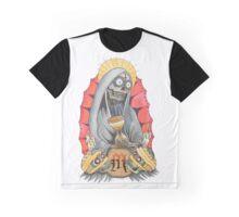 Santa Muerte reload Graphic T-Shirt