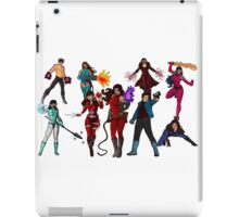 The Super Hero Grouping!  iPad Case/Skin
