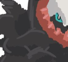 Judas' Darkrai (No outline) Sticker
