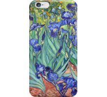 Vincent van Gogh Irises iPhone Case/Skin