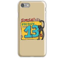 Smile! It's Friday the 13th iPhone Case/Skin