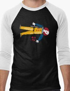 Anatomy of Pennywise Men's Baseball ¾ T-Shirt