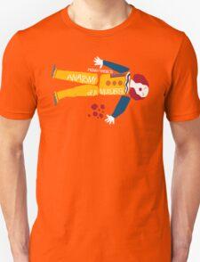 Anatomy of Pennywise Unisex T-Shirt