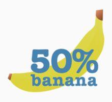 Fifty Percent Banana! Kids Tee