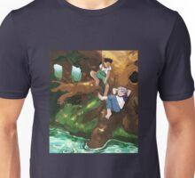 hxh guys bein dudes Unisex T-Shirt