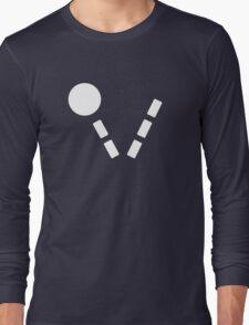 Legion of Super-Heroes; Bouncing Boy (white) Long Sleeve T-Shirt