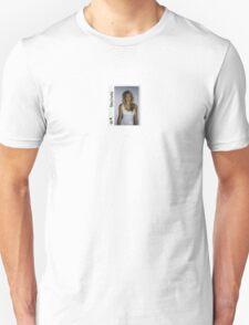 Kate Upton Modelling Shots Unisex T-Shirt