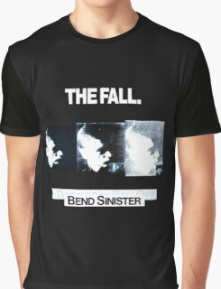 The Fall - Bend Sinister Graphic T-Shirt