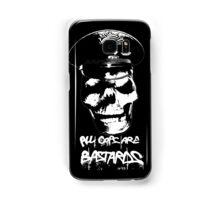 ACAB 2016 BLACK/WHITE Samsung Galaxy Case/Skin