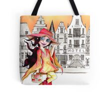 Let´s go shopping with Viola... Tote Bag