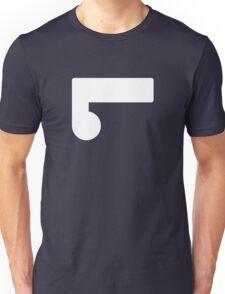 Legion of Super-Heroes; Element Lad (white) Unisex T-Shirt