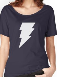 Legion of Super-Heroes; Lightning Lad (white) Women's Relaxed Fit T-Shirt