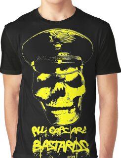 ACAB 2016 YELLOW Graphic T-Shirt