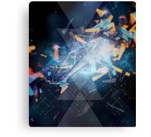 geometric explosion Canvas Print