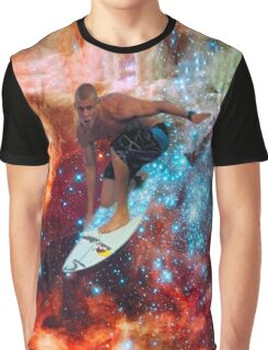 Star Surfer Graphic T-Shirt